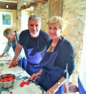 Languedoc cooking lesson
