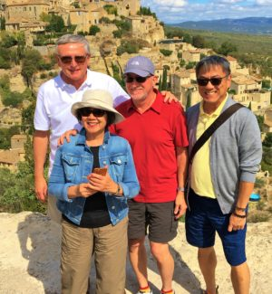 Provence Gordes group