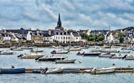Brittany Golfe du Morbihan Peter Donshik
