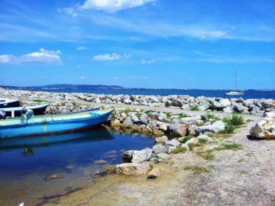 Languedoc-Meze-coastline
